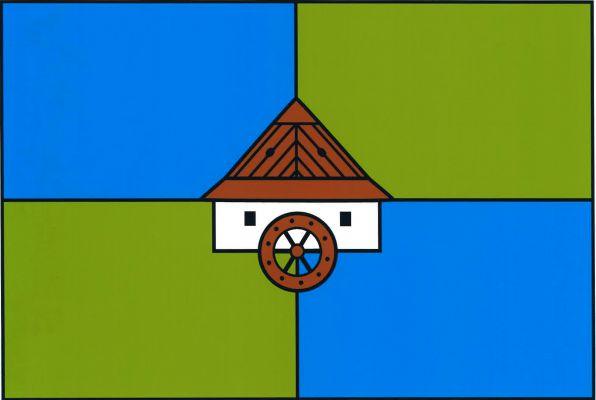 Vysočina - vlajka