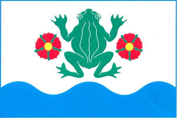 Žabovřesky - vlajka