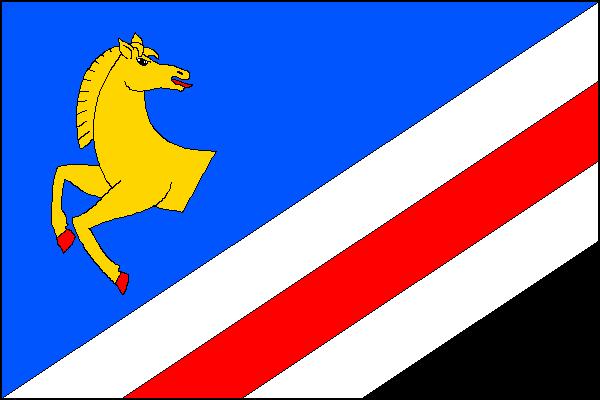 Zádveřice-Raková - vlajka