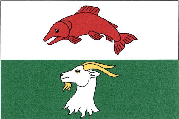 Záluží - vlajka