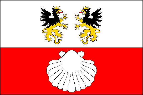 Zápy - vlajka