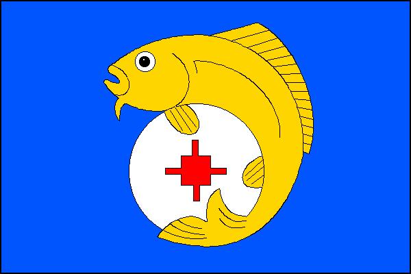 Záříčí - vlajka