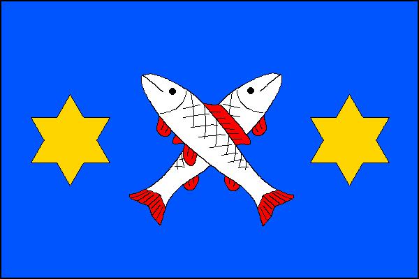 Žatčany - vlajka