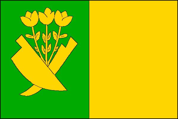 Zátor - vlajka