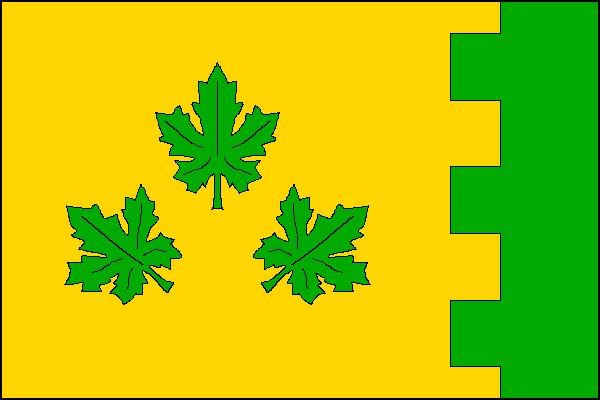 Závada - vlajka