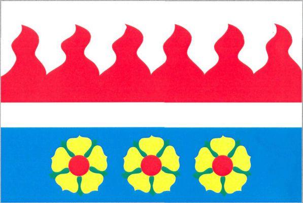 Žďár nad Metují - vlajka
