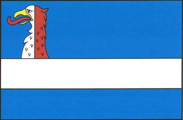 Zdislavice - vlajka