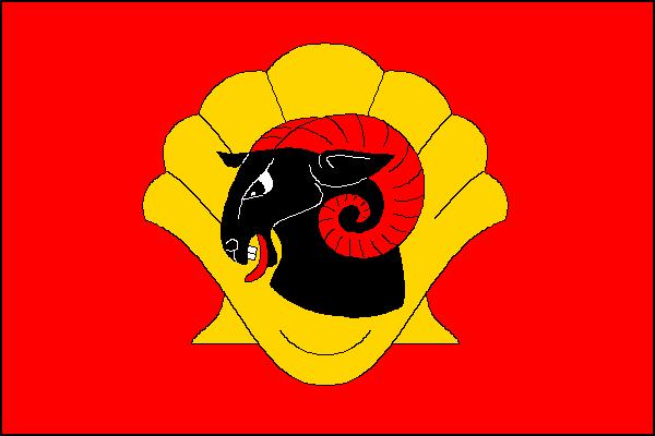 Želetice - vlajka