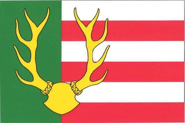 Železná Ruda - vlajka