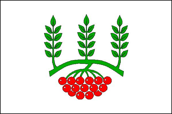 Žeraviny - vlajka