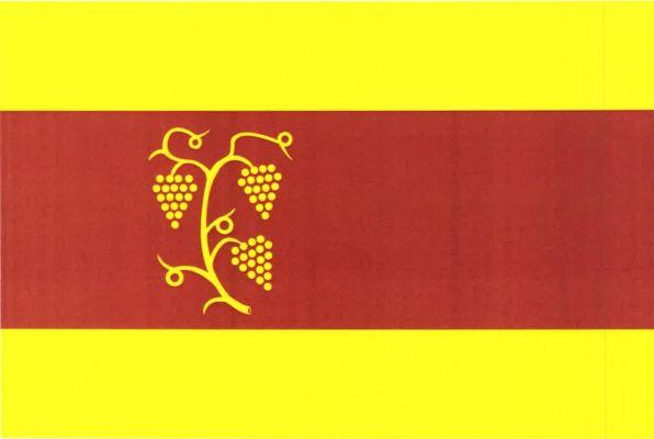 Židlochovice - vlajka