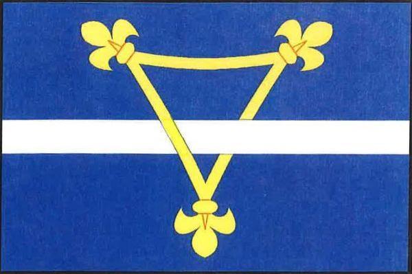 Židněves - vlajka