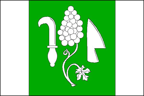 Zlechov - vlajka