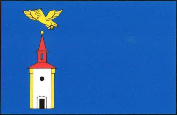 Zvěřínek - vlajka