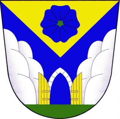 Adršpach - znak