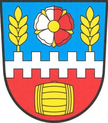 Bečváry - znak