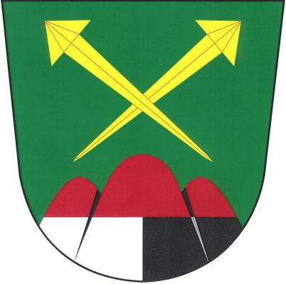 Běštín - znak