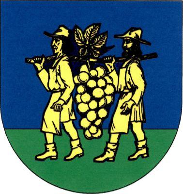 Blučina - znak