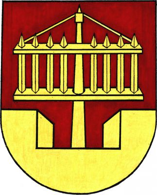Bohdaneč - znak