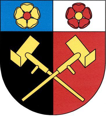 Borkovice - znak