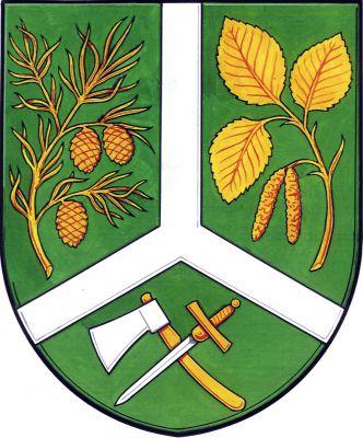 Borová Lada - znak