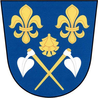 Borovy - znak