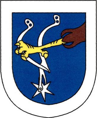 Braškov - znak