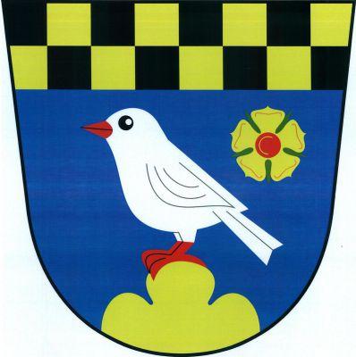 Břežany - znak
