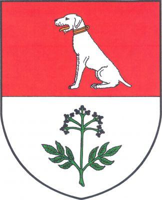 Bzová - znak