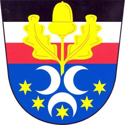 Černousy - znak