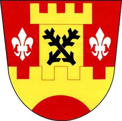 Červená Hora - znak