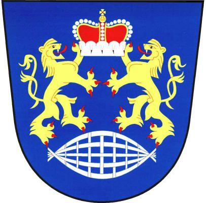 České Heřmanice - znak