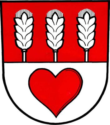 Chlebičov - znak