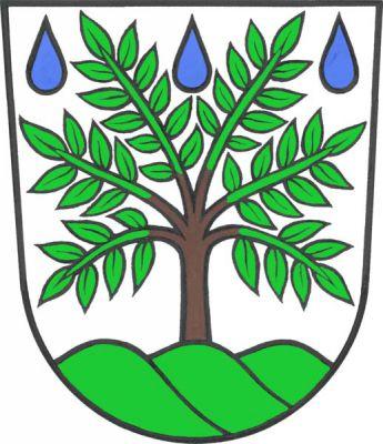 Deštné v Orlických horách - znak