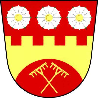 Dětřichov u Moravské Třebové - znak