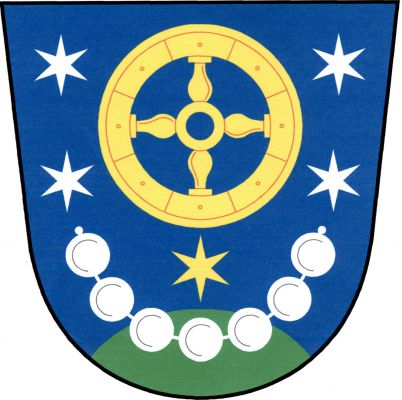 Dlažov - znak