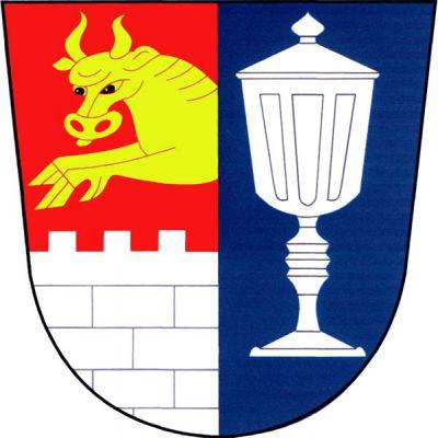 Dobronín - znak