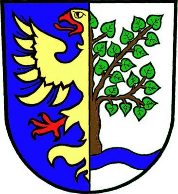 Dolní Lomná - znak