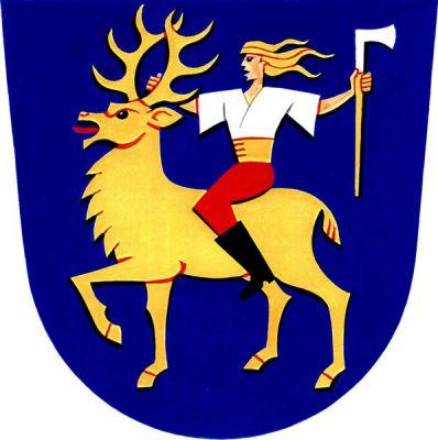 Držková - znak