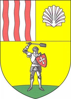 Hluboká nad Vltavou - znak