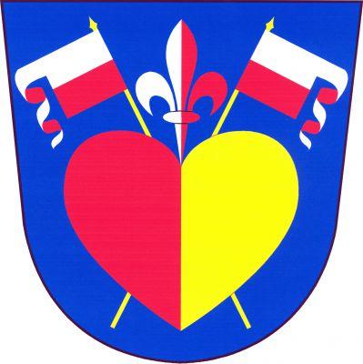 Hluboké Mašůvky - znak