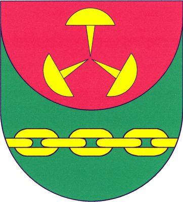 Hluboš - znak