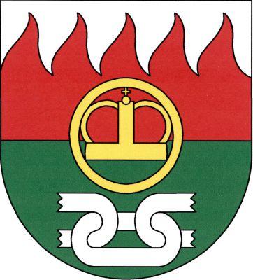 Hobšovice - znak