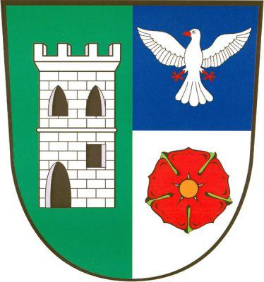 Holubov - znak