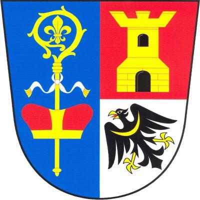 Honezovice - znak