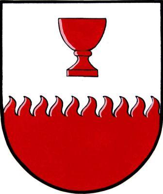 Hořátev - znak
