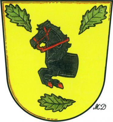 Horní Kněžeklady - znak