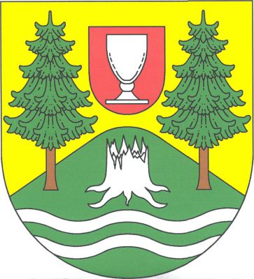 Horní Vltavice - znak