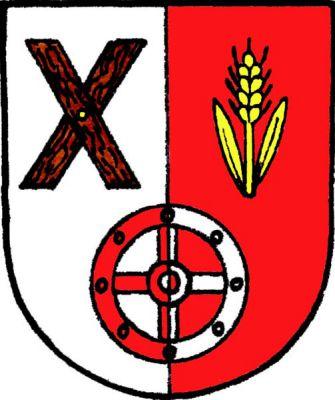 Hradiště - znak