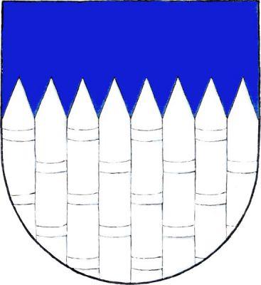 Hrazany - znak